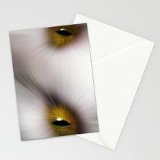 Wild Feline Eyes Stationery Cards