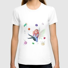 Sewing's fairy T-shirt