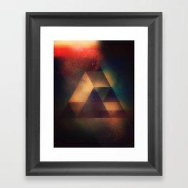 6try Framed Art Print
