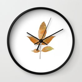 Floral picture for home decor. Abstract Art. Wall art.decorative Wall Clock