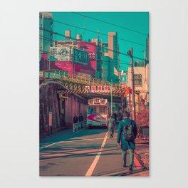 TOKYO CITY 05 Canvas Print
