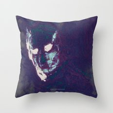 Mister Mist Throw Pillow