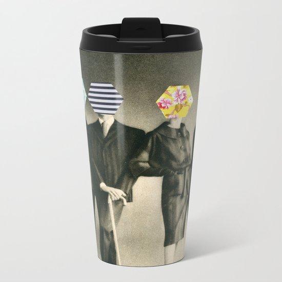 Modern Fashion Metal Travel Mug