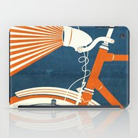 bicycle iPad Cases featuring Bicycle Light by Fernando Vieira