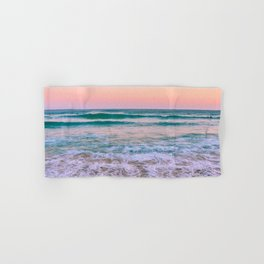 Ocean and Sunset Needed Hand & Bath Towel