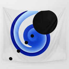 Eclipsed Wall Tapestry