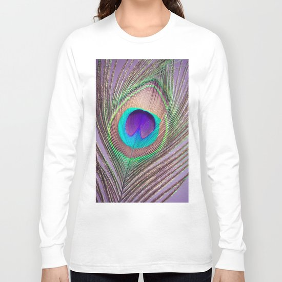 Pretty Plume Long Sleeve T-shirt