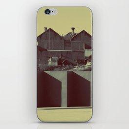 Museo de la memoria iPhone Skin