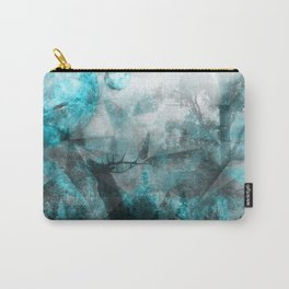 Magic Blue World Carry-All Pouch