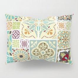 Moroccan Tile Pattern II Pillow Sham