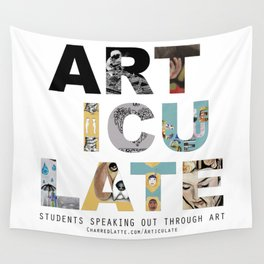 Articulate Wall Tapestry