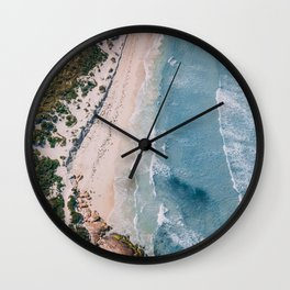 Fresh to Depth Wall Clock