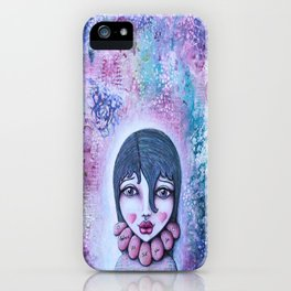 Embrace All That You Are & All That You Can Be iPhone Case