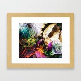 Metus Framed Art Print