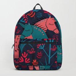 Unicorn Land Backpack