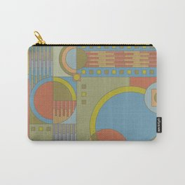 art and crafts circles Carry-All Pouch
