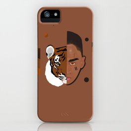 serious face grr iPhone Case