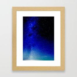 Milkyway Framed Art Print