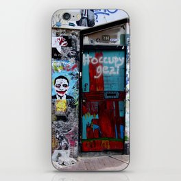 Wijesteeg (Centrum), Amsterdam iPhone Skin