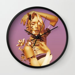 A dream come true Wall Clock