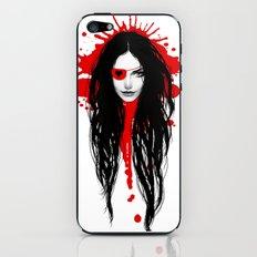 Pirata Blood iPhone & iPod Skin