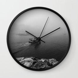 Rockport, MA Wall Clock
