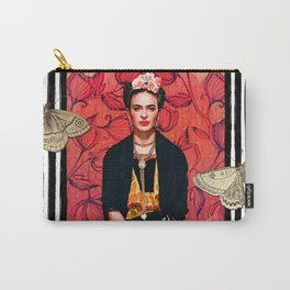 Frida enamorada Carry-All Pouch