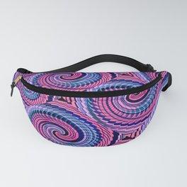 Colorful Decorative Buns #1 Fanny Pack