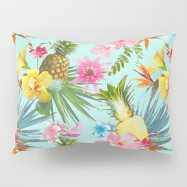 Tropical summer Pillow Sham