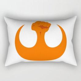 the resistance (light) Rectangular Pillow