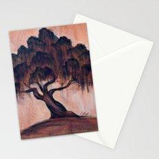 Sunrise Oak Stationery Cards