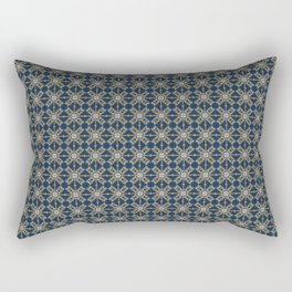 Luxury Spanish Tile - Pattern Rectangular Pillow