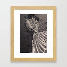 Heal Framed Art Print
