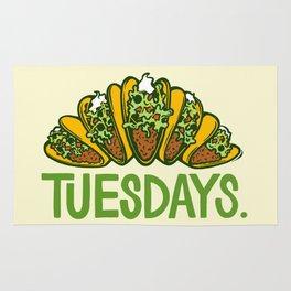 Taco Tuesdays Rug