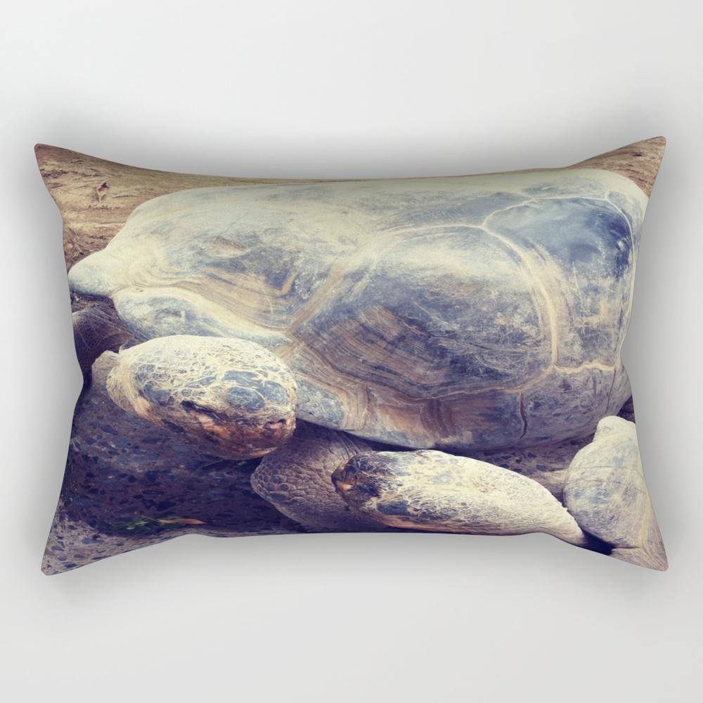 Tortoise Love Rectangular Pillow RPW787676