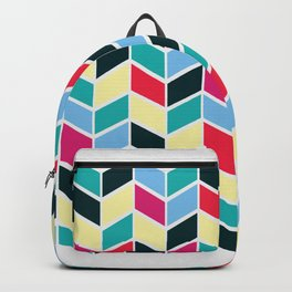 Smile and waveS v1 Backpack