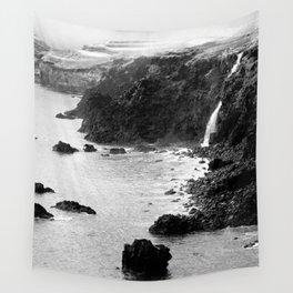 Azores coastal landscape Wall Tapestry