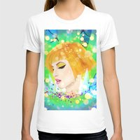 hayley williams T-shirts featuring Digital Painting - Hayley Williams by EmmaNixon92