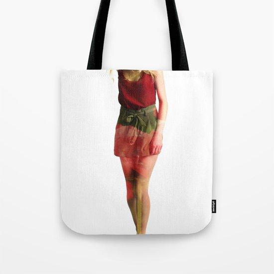Ruby Love Tote Bag
