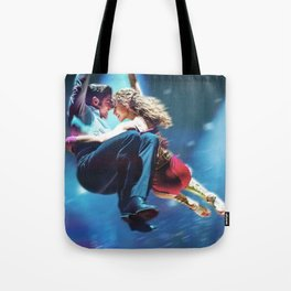 The Greatest Show Dance Tote Bag