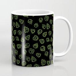 Hopcone Pattern Coffee Mug