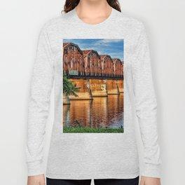 Brawny Crossing Long Sleeve T-shirt