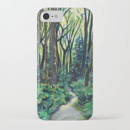 Oregon Hiking iPhone Case