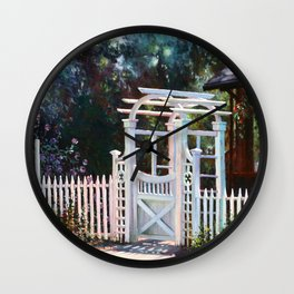 Heaven's Gate Wall Clock