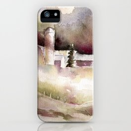 A Way of Life iPhone Case