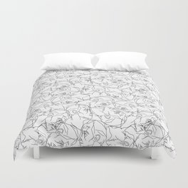 sketch Duvet Cover