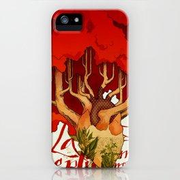 Latinoamérica iPhone Case