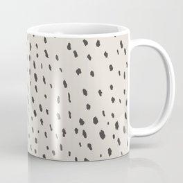 Silver Fawn Spots Coffee Mug