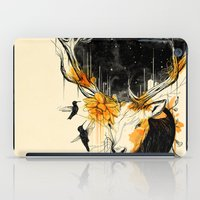 dragon ball z iPad Cases featuring Once Upon a Time by nicebleed