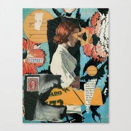 Sensory Input Canvas Print